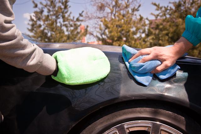 Как сделать полироль для машины своими руками 45